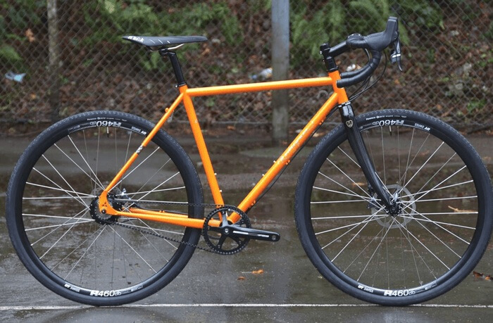 Rodriguez custom sport bicycles